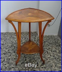 meubles et d coration blog archive table desserte gu ridon art nouveau estampill cole de. Black Bedroom Furniture Sets. Home Design Ideas