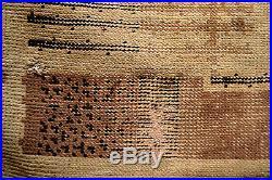 Tapis ancien rug Europeen European Français France Art Deco 1930