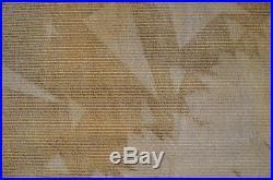 Tapisserie d'Aubusson Atlantide de Gisèle Dominique. Ed Robert Four. XXème