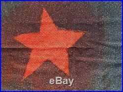 Tapisserie de E. SOTTSASS 1993 Arazzo La Buona Stella cf Memphis