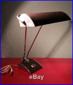 VINTAGE-lampe de bureau design EILEEN GRAY pour JUMO-TBE