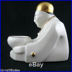 Veilleuse Brûle Parfum ALADIN FRANCE CHINOIS Art Deco1930/encrier/robj/limoges