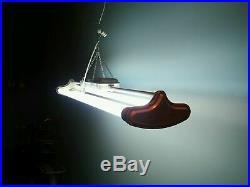 Vintage Néon Lampe Industrielle Lustre Luminaire Design 70' Déco Loft LED