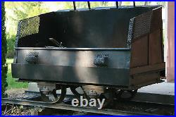 WAGONNET PETOLAT chariot. ART DECO INDUSTRIEL. Made in France. Loft. Rivetées